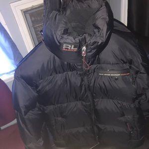Men's polo Ralph Lauren winter jacket